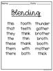 Th Phonics Lesson: DIGITAL