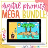 Digital Phonics MEGA Bundle - Levels 1-5