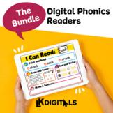 Digital Phonics Mats Bundle | Distance Learning - Google S
