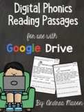 Digital Phonics Reading Passages - Distance Learning - Goo