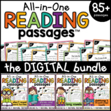 Digital Phonics Reading Passages for Google Drive™