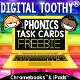 Digital Phonics Toothy® Freebie | Long I Vowel Teams | Dis