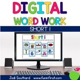 Digital Phonics Word Work - Short i