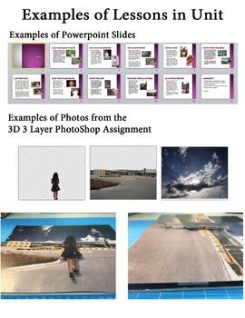 Digital Photo: Creating a 3-Dimensional Photo