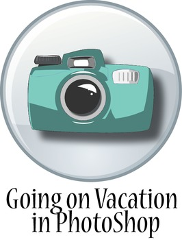 Digital Photo: Going on Vacation in PhotoShop