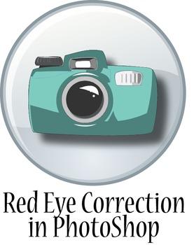 Digital Photo: Red Eye Correction Lesson