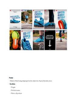 Digital Photography: Final Project : Content Creator/Advertisement Campaign