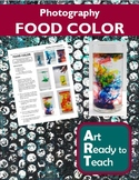 Digital Photography Lesson - FOOD COLOR - Directions & Samples