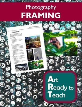 Digital Photography Lesson - FRAMING - Directions & Samples