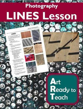 Digital Photography Lesson - LINES - Directions & Samples