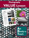 Digital Photography Lesson - VALUE - Directions & Samples