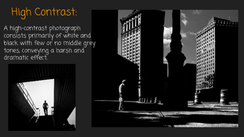 Digital Photography Project - Contrast & Shadows
