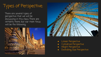 Digital Photography Project - Perspective & Point of View