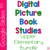 Digital Picture Book Studies for Upper Elementary Classes