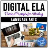Digital Picture Prompts for Writing Set 1   Google Classro