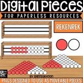 Digital Pieces for Digital Resources: Rekenrek