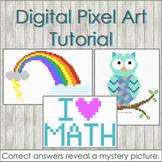 Digital Pixel Art Tutorial