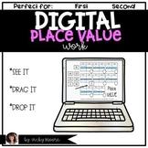 Digital Place Value Activity | Google Slides
