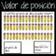 Digital Place Value Game for Google Slides in *Spanish*