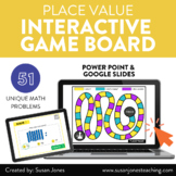Digital Place Value Math Game for Distance Learning | Inte