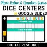 Digital Place Value & Number Sense Centers