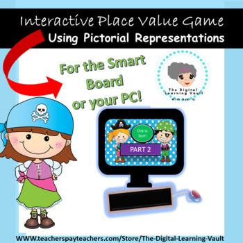 Digital Place Value (pictorial representations): Part 2