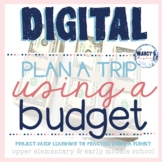 Math Project Based Learning to Budget -Google Classroom pe