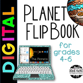 Digital Planet Flip Book  Project
