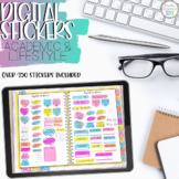 Digital Planner Stickers | Lifestyle & Academic | Digital