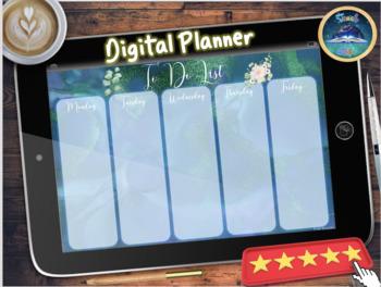 Digital Planner   To Do List