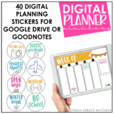 Digital Planning Stickers