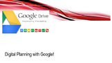 Digital Planning with Google Apps for Education