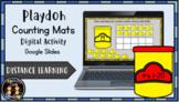 Digital Play Doh Counting Mats 1-20 (Google Slides) Distan