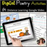 Digital Poetry Activities Pumpkin Man Google Drive Distanc