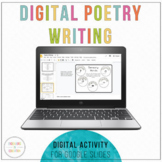 Digital Poetry Writing Templates and Journal