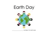 Digital Printable Earth Day Activity Book