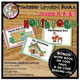 Digital & Printable Kindergarten Leveled Books - North Pol