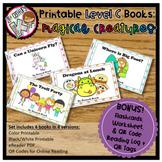 Digital & Printable Leveled Books - Magical Creatures - Level C