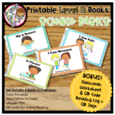 Digital & Printable Leveled Books for Kindergarten - Scien
