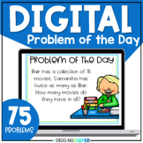 75 Word Problems for Distance Learning Third Grade