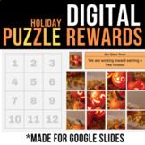 Digital Puzzle Rewards (Holidays) - Class Behavior Management Incentive - Google