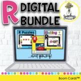 Digital R Articulation Boom Card Bundle for Distance Learning #bye2020slpsale