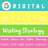 Digital RACES Writing Strategy Graphic Organizers