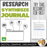 Digital RESEARCH JOURNAL Inquiry-Based Graphic Organizer f