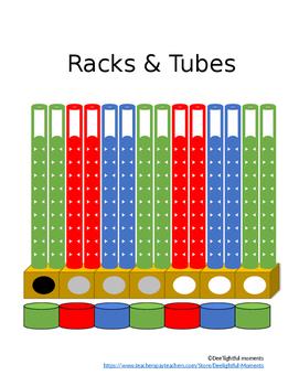 Digital Racks and Tubes