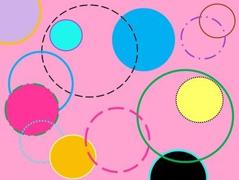 Random Circles Backgrounds