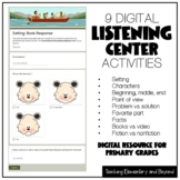 Digital Read-Aloud and Book Response Forms for Distance Learning