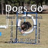Digital Read Together Book - Dogs Go