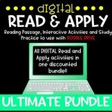 Digital Read and Apply ULTIMATE GROWING BUNDLE