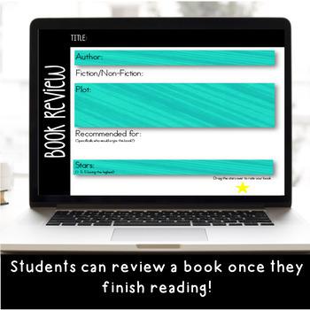 Digital Reader's Notebook for Grades 2-5